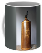 Ancient Torah Scrolls From Yemen  Coffee Mug