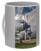 3 And 4 Coffee Mug