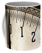 Antique Scale Coffee Mug
