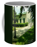 Aurora Transportation Center Coffee Mug