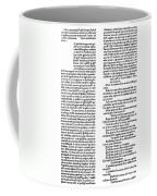 Avicenna (980-1037) Coffee Mug