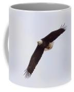 Bald Eagle Soaring Coffee Mug