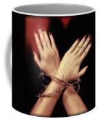Barbed Wire Coffee Mug