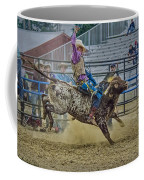 Bareback Bronc Riding Coffee Mug