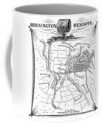 Battle Of Saratoga, 1777 Coffee Mug