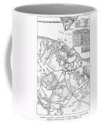 Battle Of Yorktown, 1781 Coffee Mug