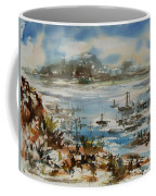 Bay Scene Coffee Mug