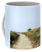 Beach Trail Coffee Mug
