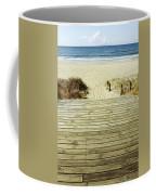 Beach View Coffee Mug