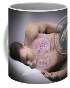 Bed Bugs And Sleeping Coffee Mug