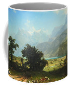 Bierstadt's Lake Lucerne Coffee Mug