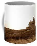 Block Island North Lighthouse Coffee Mug