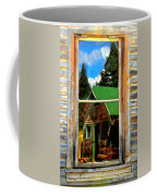 Blurring The Lines Coffee Mug
