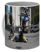 Breakdancers Coffee Mug