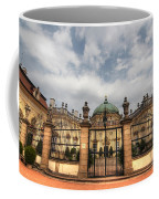 Buchlovice Castle Coffee Mug by Michal Boubin