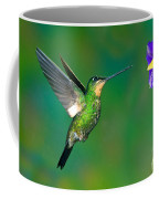 Buff-winged Starfrontlet Coffee Mug
