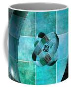 3 By 3 Ocean Rings Coffee Mug