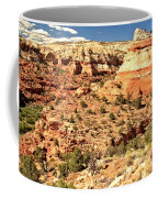 Calf Creek Falls Canyon Coffee Mug