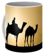 Camel Caravan, India Coffee Mug