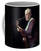 Canadian Folk Rocker Bruce Cockburn Coffee Mug