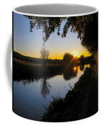 Canal Sunset Coffee Mug
