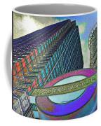 Canary Wharf London Art Coffee Mug