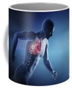 Cardiovascular Exercise Coffee Mug
