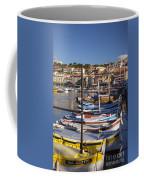 Cassis Boats Coffee Mug
