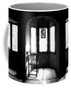 3 Castle Rooms Bw Coffee Mug