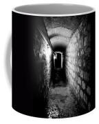 Catacomb Tunnels In Paris France Coffee Mug