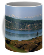Chambers Bay Golf Course - University Place - Washington Coffee Mug