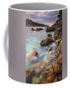 Chanteiro Beach Galicia Spain Coffee Mug