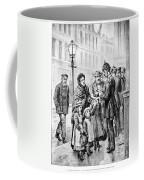 Cholera: Hamburg, 1892 Coffee Mug