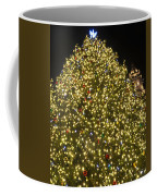 Christmas Tree Ornaments Faneuil Hall Tree Boston Coffee Mug