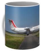 Cityjet British Aerospace Avro Rj85 Coffee Mug