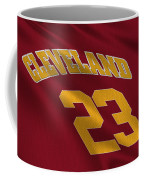 Cleveland Cavaliers Uniform Coffee Mug