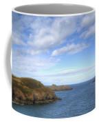 Cornwall - Rumps Point Coffee Mug