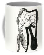 Crazy But Free Coffee Mug