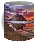 Crimson Sunset Coffee Mug