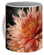 Dahlia Named Intrepid Coffee Mug