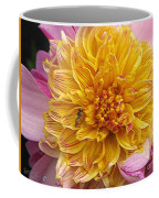 Dahlia Named Lambada Coffee Mug