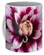 Dahlia Named Mystery Day Coffee Mug