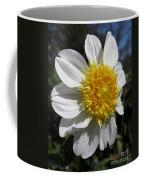 Dahlia Named Platinum Blonde Coffee Mug