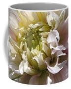 Dahlia Named Strawberry Ice Coffee Mug