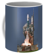 Delta II Rocket Launch Coffee Mug