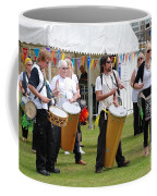 Dende Nation Samba Drum Troupe Coffee Mug