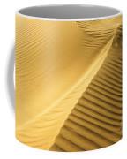 Desert Sand Dune Coffee Mug