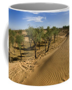 Desert Tamarix Trees Coffee Mug