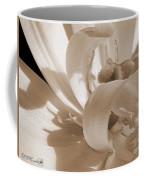 Double Late Tulip Named Angelique Coffee Mug