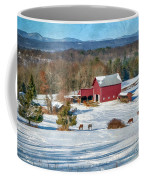 Down In The Valley  Coffee Mug